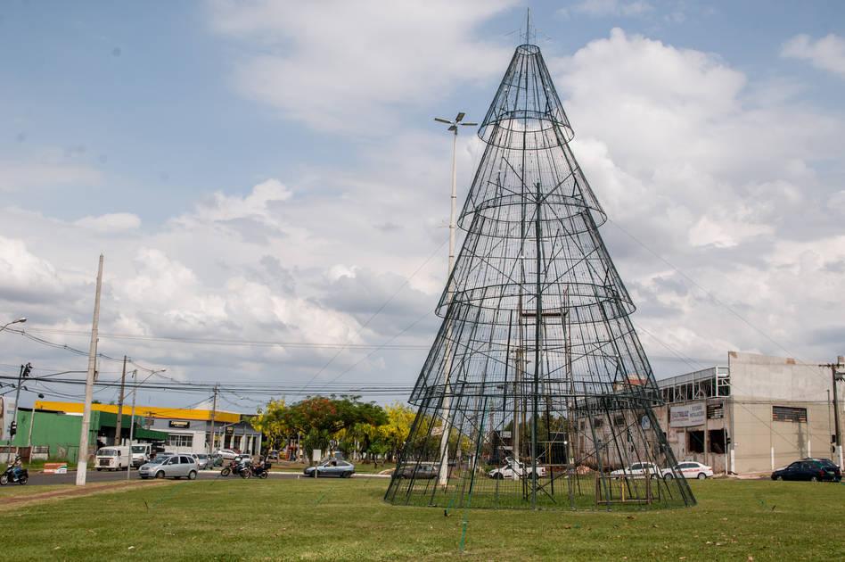 Londrina anuncia programação de campanha de Natal - Folha de Londrina