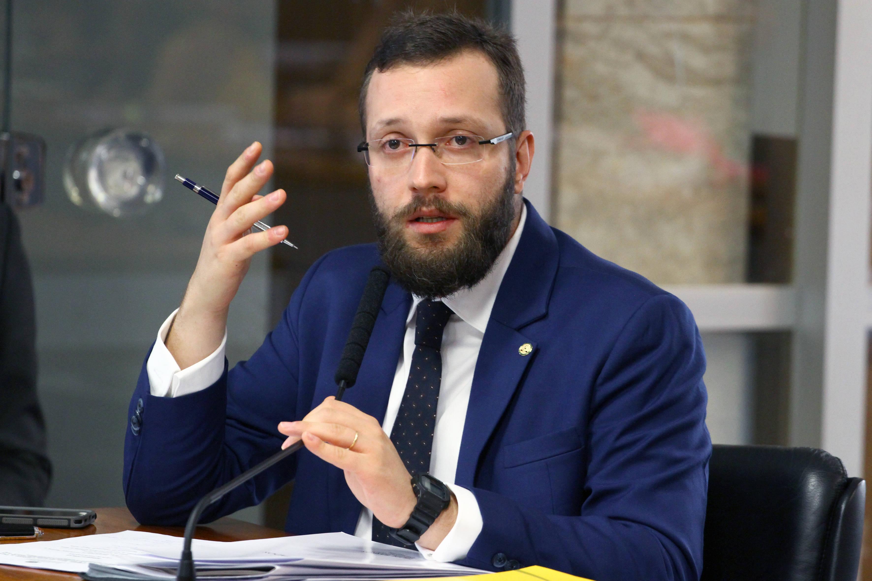 Filipe Barros (PSL) quer CPI para investigar quebra <br /> dos sigilos do telefone de Moro e procuradores
