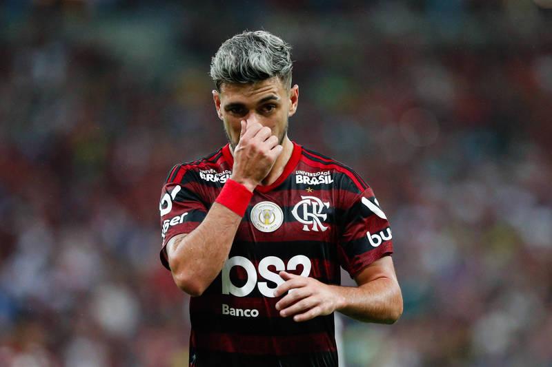 Baixa importante: veja por quanto tempo Arrascaeta deve desfalcar o Flamengo