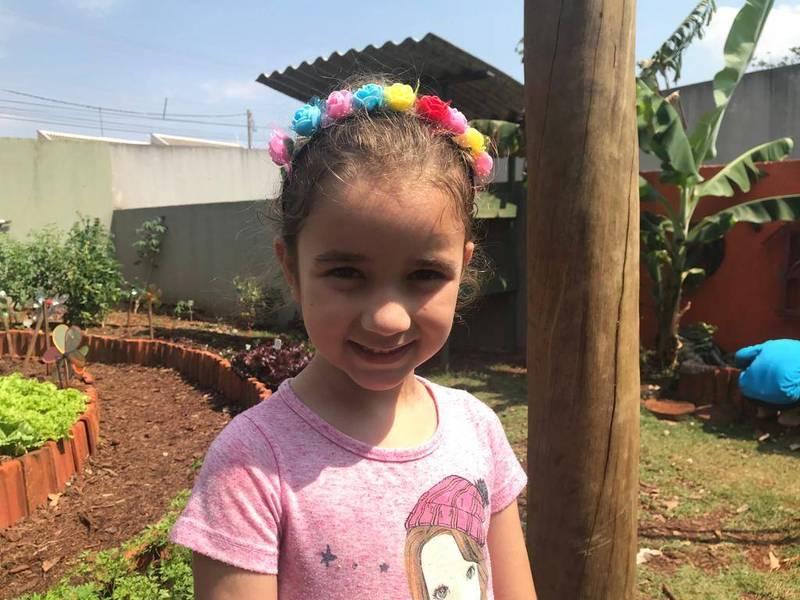 "Izabelle Lima: ""Já vi caracol, joaninha, minhoca, borboleta..."""